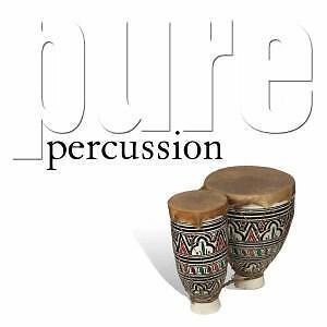Pure Percussion CD NEU