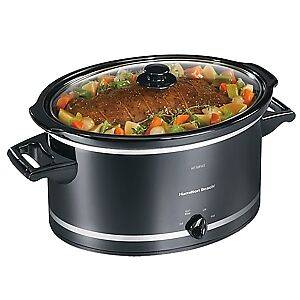 Hamilton Beach 8Qt Slow Cooker, Brand New in Box    Selling for