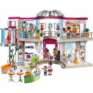 Playmobil Furnished Shopping Mall Windsor Region Ontario image 1