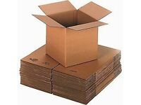 Cardboard Boxes Single Wall - For Sale - Various Sizes