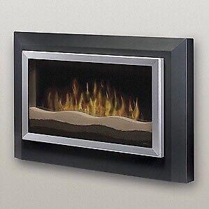 Dimplex wallmount fireplace