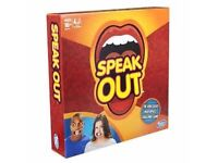 speak out board game selling fast can collect or post
