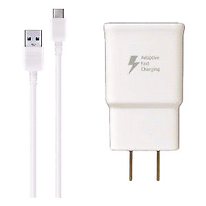 original Samsung changer with micro usb cable