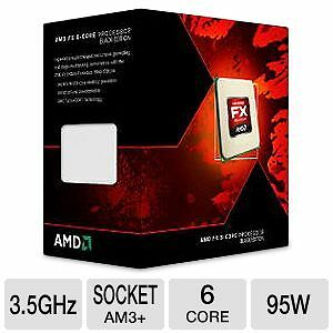 AMD FX 6300 3.5GHz 6 Core CPU