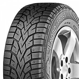 4 PNEUS D'HIVER GISLAVED 215/60 R16 NORD FROST 100