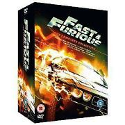 Fast and Furious Box Set 1-5