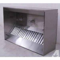 Commerical Kitchen Hood 6 Feet