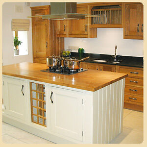 Custom Made, Solid Wood, KITCHENS - for as little as $2500