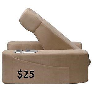 HoMedics luxury folding/ massaging back rest