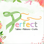 Perfect Tables, Ribbons and Crafts