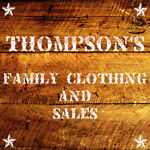 Thompson's Clothing and Sales