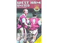 West Ham United - Official Season Review 1996/97 [VHS]