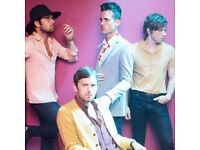 Kings of Leon Standing Tickets Liverpool Echo Arena 25th February 2017