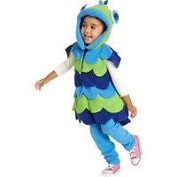Old Navy Fish Costume - Size 2/3T