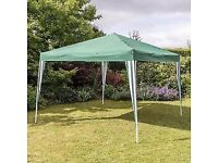 Pop up waterproof garden gazebo brand new
