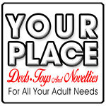 YOUR PLACE DVD
