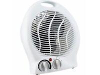 Fan Heater new in box.