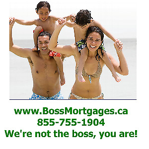 First & Second Mortgages. We help ODSP & Self-employed.