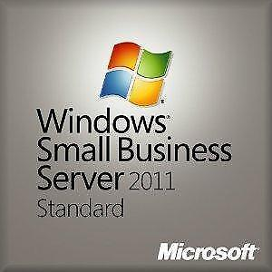 Microsoft Windows Small Business Server 2011 Standard Lic / 1 lic, 5 CAL's/ molp Open Bus.