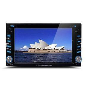 doppel din navi auto hi fi navigation ebay. Black Bedroom Furniture Sets. Home Design Ideas