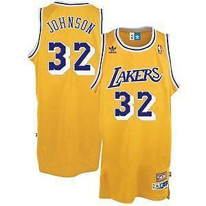 Magic Johnson Michigan State Jersey 5536bce46