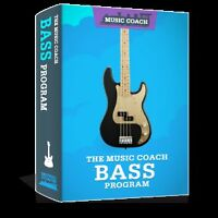 FREE BASS LESSON - How To Tune Your Bass