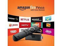 Amazon Firestick (with EXTRAS AND EVERYTHING ELSE YOU NEED)