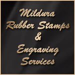 mildura rubber stamps and engraving