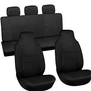High Back Seat Covers