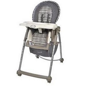 Safety 1st PlaySafe High Chair CLEAN