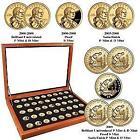 Sacagawea Dollar Complete Set