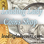 Leading Lady Coins