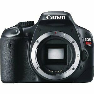 Canon T2i + Accessoires et objectif Canon EF IS USM 24-105mm F4L