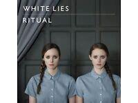 White Lies Liverpool O2 Academy November 26th