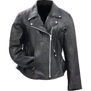 Trade Motorcycle Jacket for Jewellery