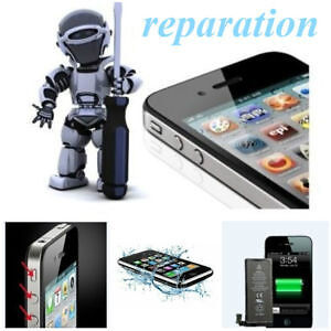 REPARATION IPHONE  ÉCRAN BRISER apartir 40$