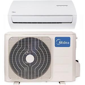 Midea Quick Connect 2,6 kw. De Ideale DHZ airconditioning !