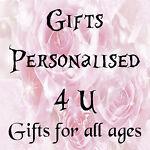 Gifts-Personalised 4 U