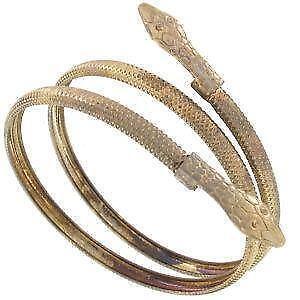 Vintage Snake Bracelets