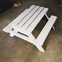 Kids Picnic Table $50 OBO