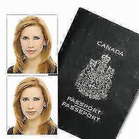 Passport Pictures $4:99/2Pic Instant within 5 min Best Quality