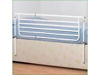 Adjustable Bed Rail/Cot Side