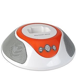 My Music Show Docking Station Spkrs for iPod/MP3/Cell Phone