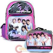 One Direction School Bag