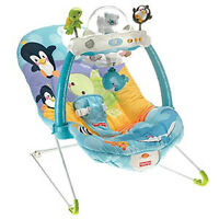 Fisher Price Precious Planet Snow Globe & Lights Bouncer