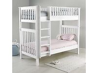Single Classic Convertible Bunk Bed / single bed For Sell