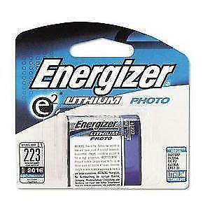 NEW Energizer EL223APBP 6-Volt Lithium Photo Battery