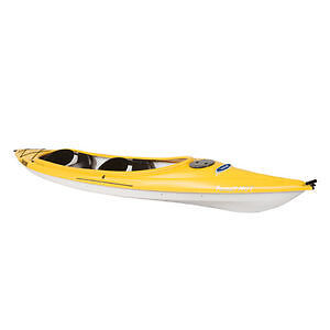 2 person pelican kayak with ors