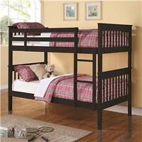 BLACK FRIDAY bunk bed sale on now!mattresses from $77