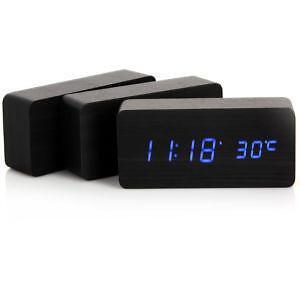 Digital Desk Clock Ebay